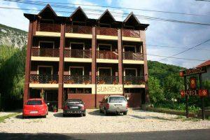 hotel-pensiune Herculane SunReno